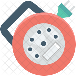 Extension Flat Icon