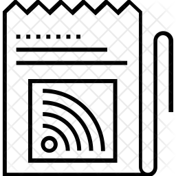 Extension Line Icon