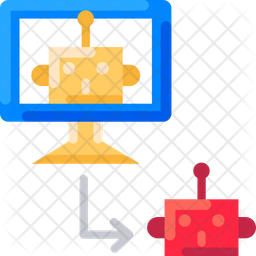 Extraction Flat Icon