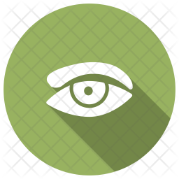 Eye Glyph Icon