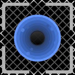Eye, Biometry, Detect, Person, Frame Icon png