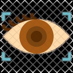 Eye Contact Icon