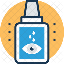 Eye Drops Icon