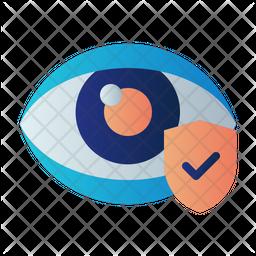 Eye insurance Icon