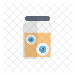Eye Jar Icon