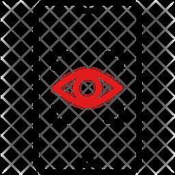 Eye Security Icon
