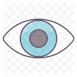 Eye, Vision, Goal, Plan, Structure, Define, Think, Watch, Office Icon png