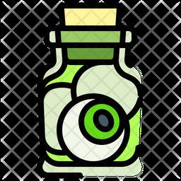Eyes In A Jar Icon