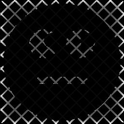 Eyes Roll Face Emoji Icon