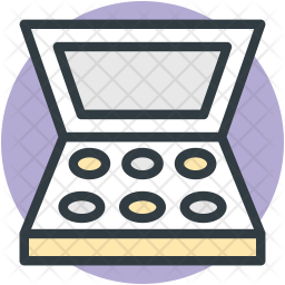 Eyeshadows Icon