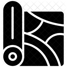 Fabric Roll Icon