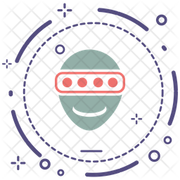 Faceprint Icon