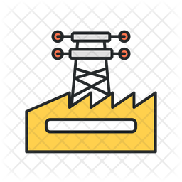 Factory Power Icon