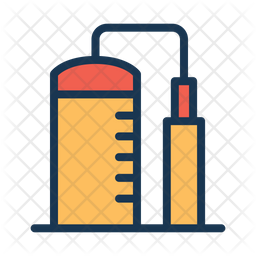 Factory Tank Icon