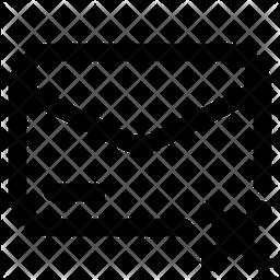 Fail Line Icon
