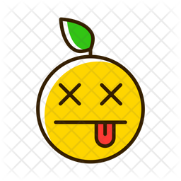Fainting Emoji Icon