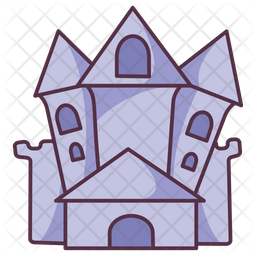 Fairytale Castle Icon