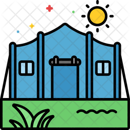 Family Tent Icon