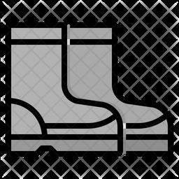 Farm Boot Icon