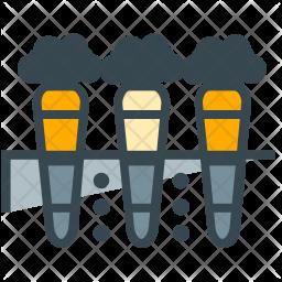 Farming Colored Outline Icon