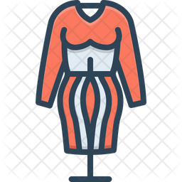 Fashion Icon Of Colored Outline Style Available In Svg Png Eps Ai Icon Fonts