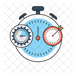 Fast Processing Icon