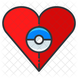 Favorite Colored Outline Icon
