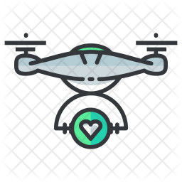 Favorite drone Icon