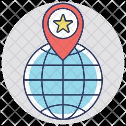 Favorite Location Icon
