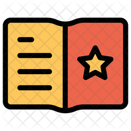 Favorite Notebook Icon