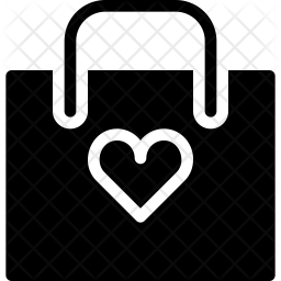 Favorite store Glyph Icon