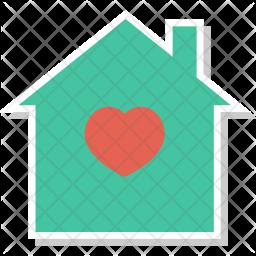 Favourite Home Icon