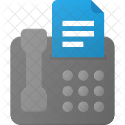 Fax Icon Of Flat Style Available In Svg Png Eps Ai Icon Fonts