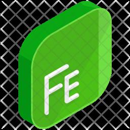 Fe Icon