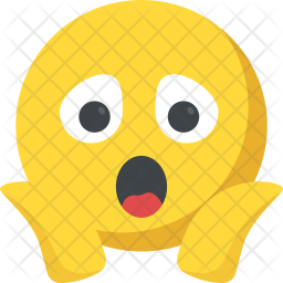 Fear Emoji Icon