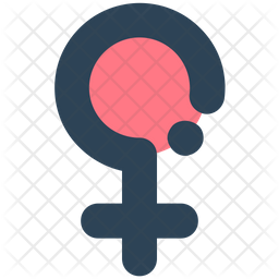 Female Icon Of Colored Outline Style Available In Svg Png Eps Ai Icon Fonts