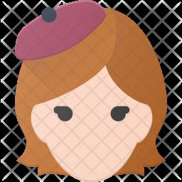 Female artist Icon