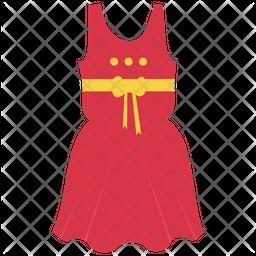 Female dress Icon