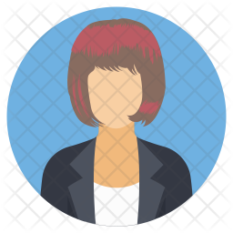 Female Spokesperson Icon