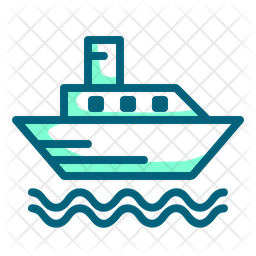 Ferry Boat Icon