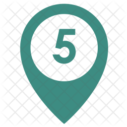 Fifth place Icon