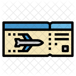 Fight ticket Icon