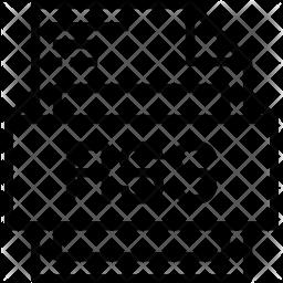 File Line Icon