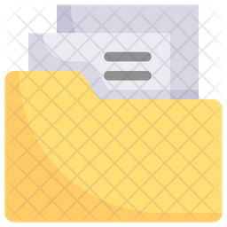 File And Folder Icon