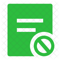 File Block Icon Of Flat Style Available In Svg Png Eps Ai Icon Fonts