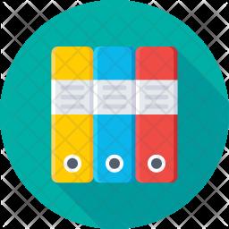 File Folders Icon