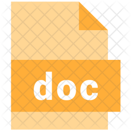 File, Format, Document, Type, Extension, Doc Icon