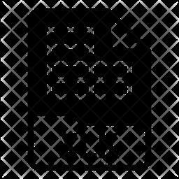File format xlk file- Icon