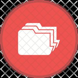 File Management Icon