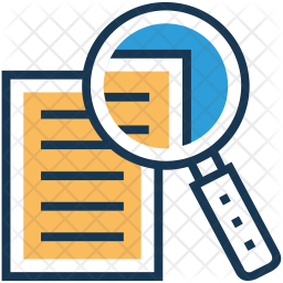 File Search Icon